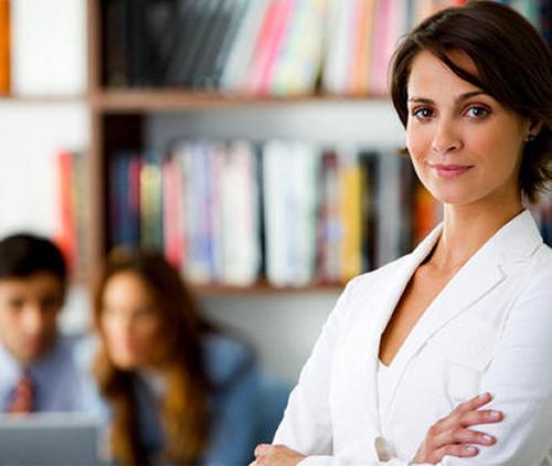 Características profissionais de um executivo