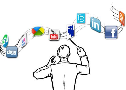 Redes sociais e carreira