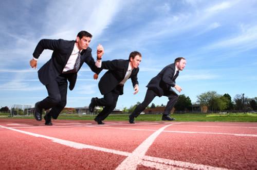 Quem são os funcionários atletas?