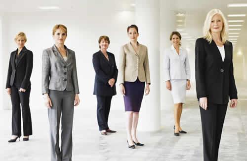 Mulheres no mercado dos EUA e seus destaques