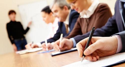 Indicadores de desempenho de treinamento e desenvolvimento