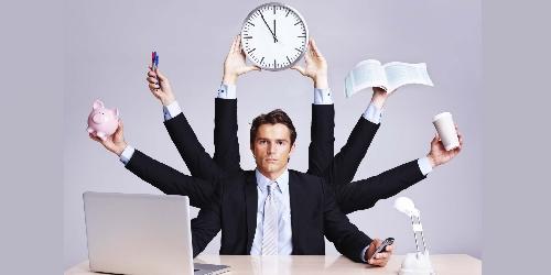Produtividade no trabalho em 30 passos