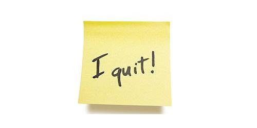 Estudo aponta as razões que fazem um funcionário pedir demissão