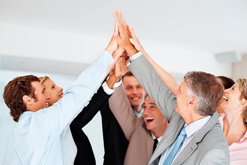 Frases de motivação para trabalho em equipe