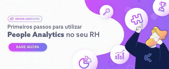 Ebook - Primeiros passos para utilizar People Analytics no seu RH